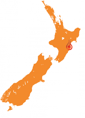 NZ map for pyro page